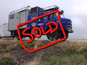 Expedition Electric Mercedes 911 Sold